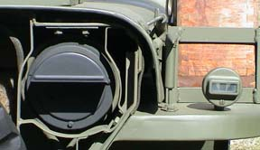 Wwii Airborne Signals Jeep Features