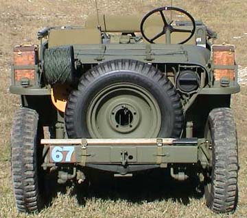 Ww2 Jeeps For Sale >> WWII Airborne Signals Jeep Features